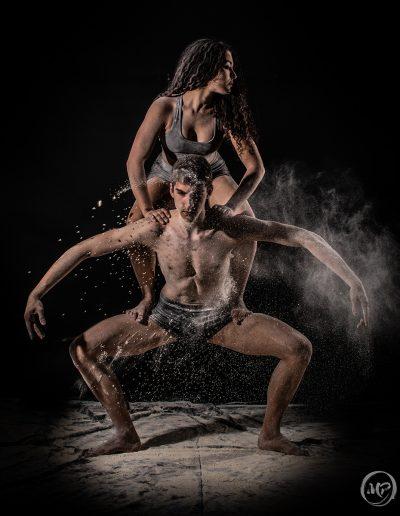 Baile de harina